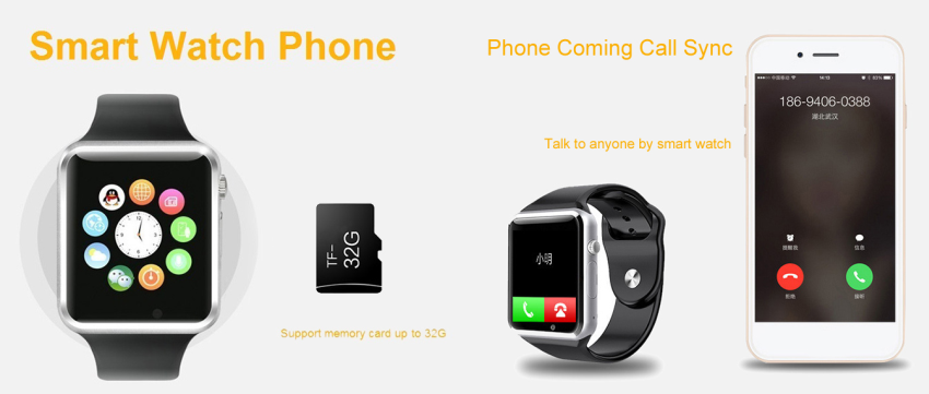 Smartwatch Phone