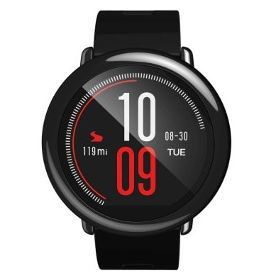 Xiaomi Smartwatch Huami Amazfit in Orange oder Schwarz
