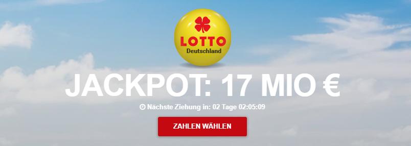 Lotto 6aus49 bei Lottopalace