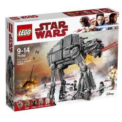 LEGO Star Wars - 75189 First Order Heavy Assault Walker