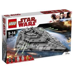 LEGO Star Wars - 75190 First Order Star Destroyer