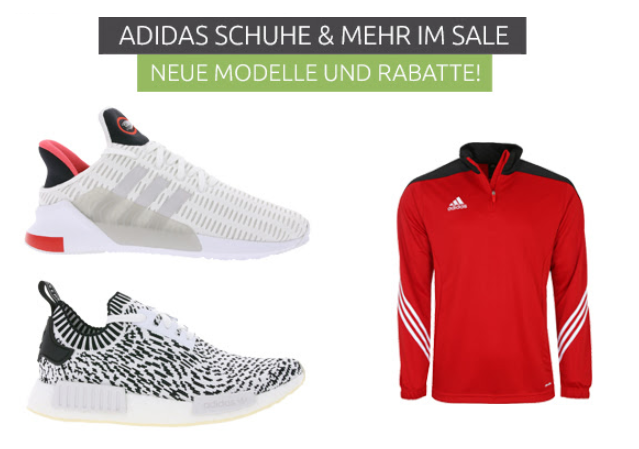 Adidas Sale bei Outlet46