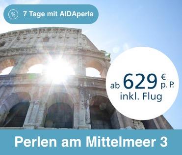 AIDA Black Freitag Deals