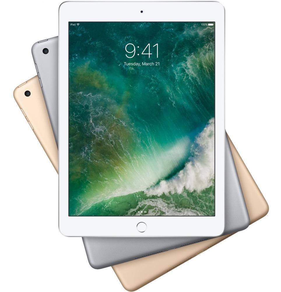 """Apple iPad 9,7"""" (2017) 128GB WiFi"""