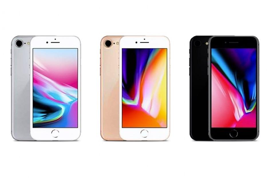 Apple iPhone 8 64GB verschiedene Farben als Neuware nur 669,03 Euro inkl. Versand