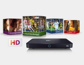 SKY Komplett inkl. HD und UltraHD mit Sky+ Pro UHD Receiver nur 43,75 Euro – dazu noch 100,- Euro Geldzurück