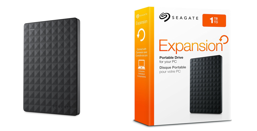 Externe Seagate HDD