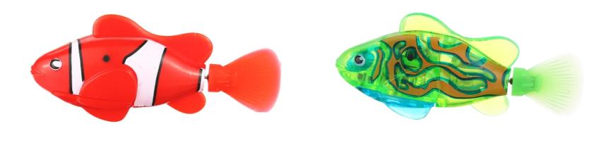 Die bunten elektrofische