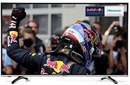 "Hisense 49"" Ultra-HD 4K Fernseher"
