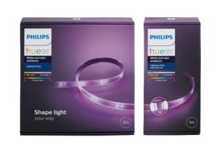 Philips Hue Light Strip+ Basis 2m inkl. 1m Erweiterung nur 59,99 Euro (statt 86,- Euro)