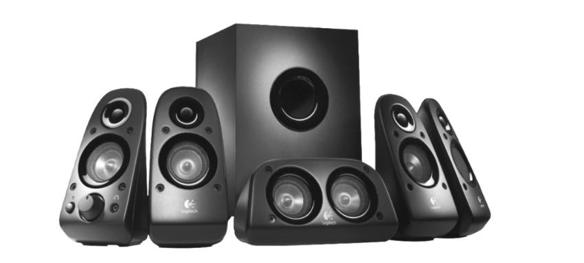 Logitech Z506 Lautsprechersystem