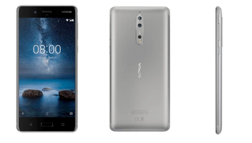 Nokia 8 mit Tarif bei Saturn kaufen