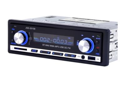 Autoradio mit Bluetooth und Fernbedienung