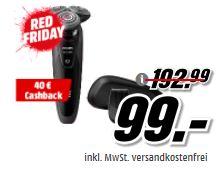 Philips S9031/12 Nass- und Trockenrasierer