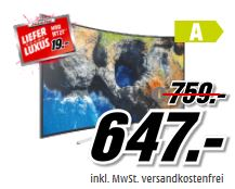 Samsung UE55MU6279 Curved UHD Fernseher