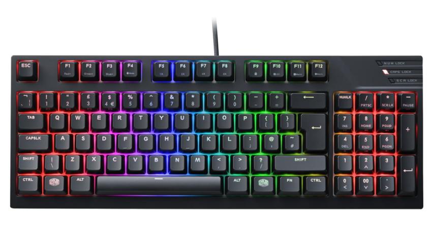 Coolermaster Tastatur