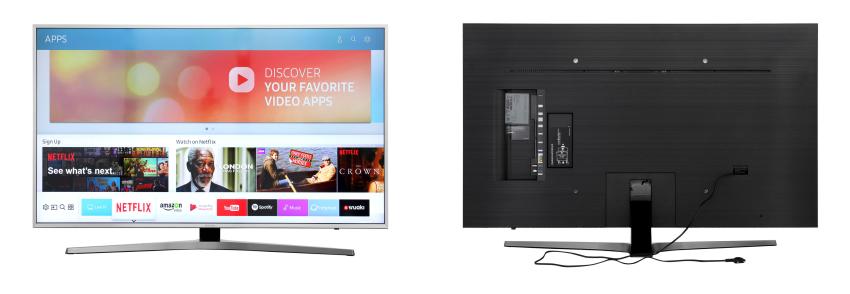 Samsung UHD TV bei AO.de
