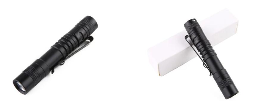 LED Stiftlampe