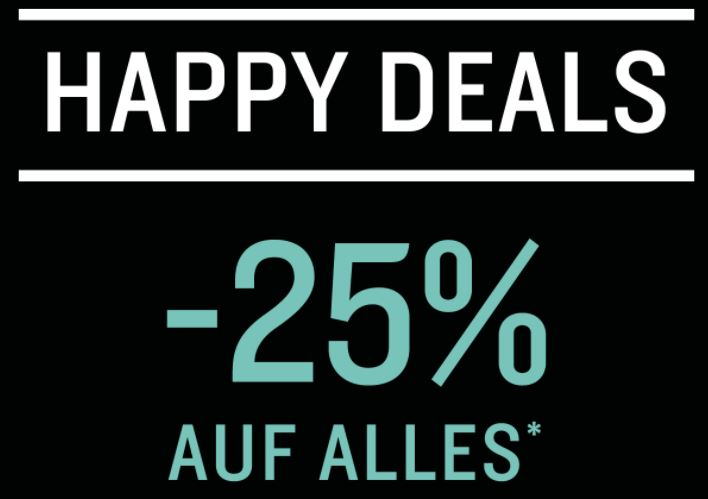 Endet heute: 25% Rabatt auf alle Artikel im Tom Tailor Onlineshop (Kein MBW)