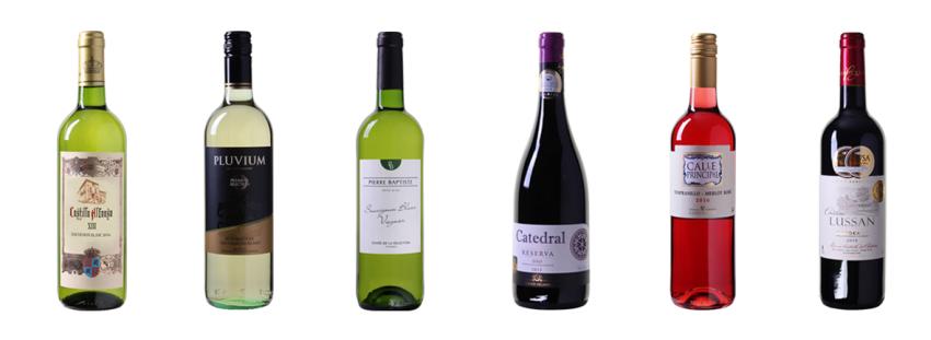 Weinvorteil Probierpaket
