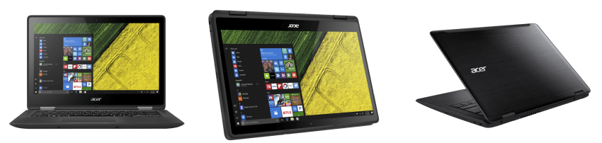 Acer Convertible Notebook