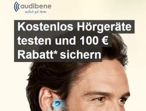 Rabatt Hörgeräte