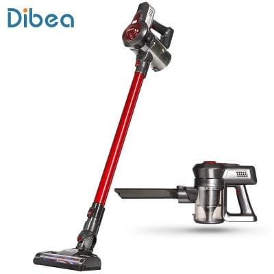 Dibea 2-in-1 Wireless Vacuum-Cleaner