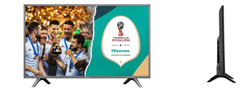 55 Zoll Hisense TV