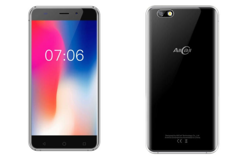 Allcall Madrid Smartphone