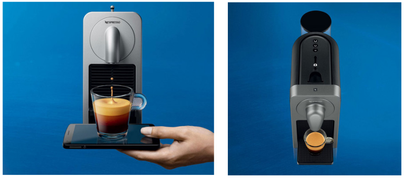 Nespresso Kapselmaschine bei Ibood