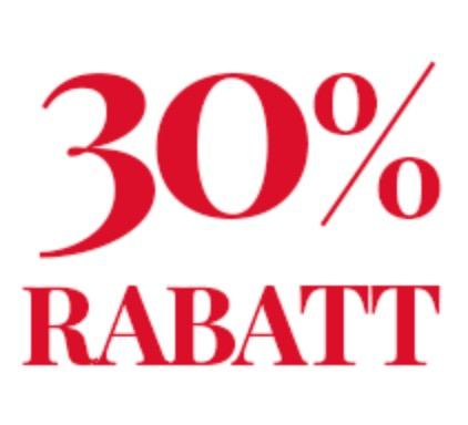 30% Rabatt auf Weihnachtsdeko, Strumpfwaren und Young Fashion im NKD Onlineshop