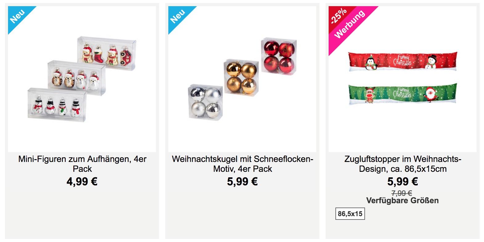 Weihnachtsdeko Nkd.30 Rabatt Auf Weihnachtsdeko Strumpfwaren Und Young Fashion Im Nkd
