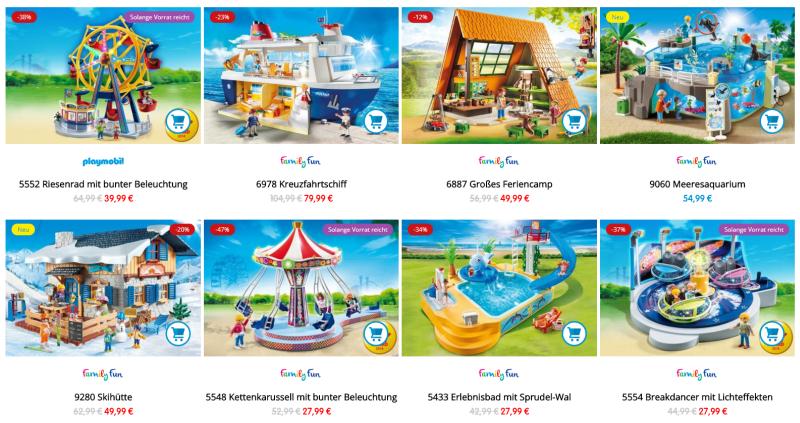 Playmobil Beispiele
