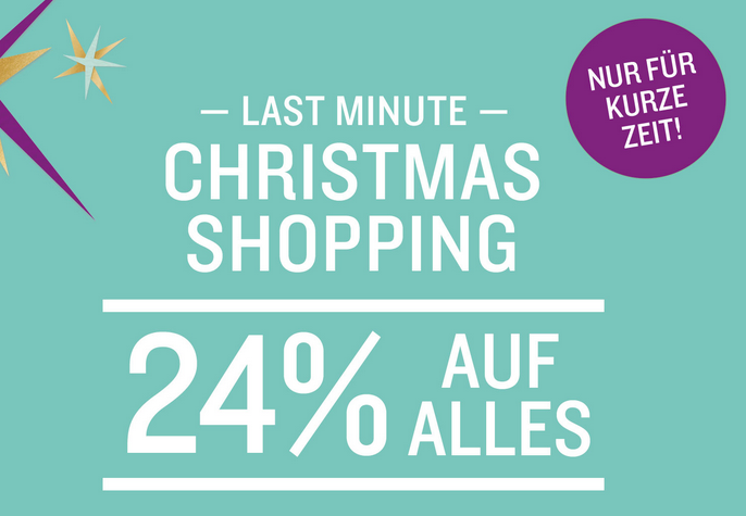 Letzter Tag! Tom Tailor Christmas-Shopping mit 24% Rabatt auf Alles – auch auf Sale!
