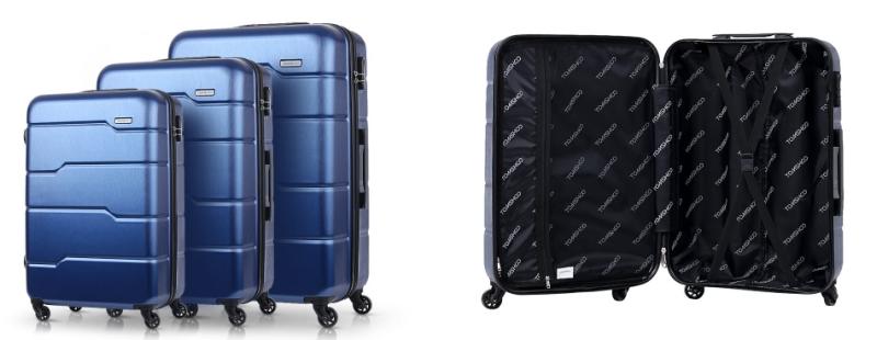 Tomshoo Kofferset bei Tomtop kaufen