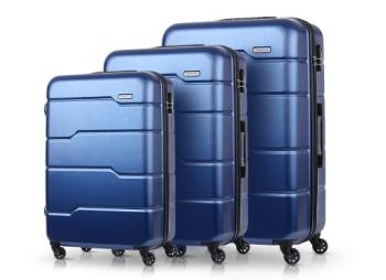 Tomshoo 3-teiliges Kofferset