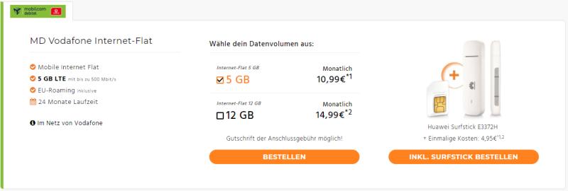 Vodafone Netz
