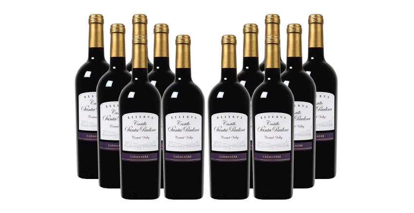 Weinvorteil 12 Flaschen für 39,99 Euro