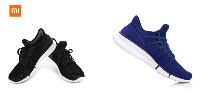 wieder da xiaomi smart sneakers mit fitnesstracker funktion in verschiedenen farben und gr en. Black Bedroom Furniture Sets. Home Design Ideas
