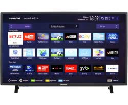 43 Zoll Grundig 43 VLE 6730 BP Full HD LED-Fernseher für 299,- Euro