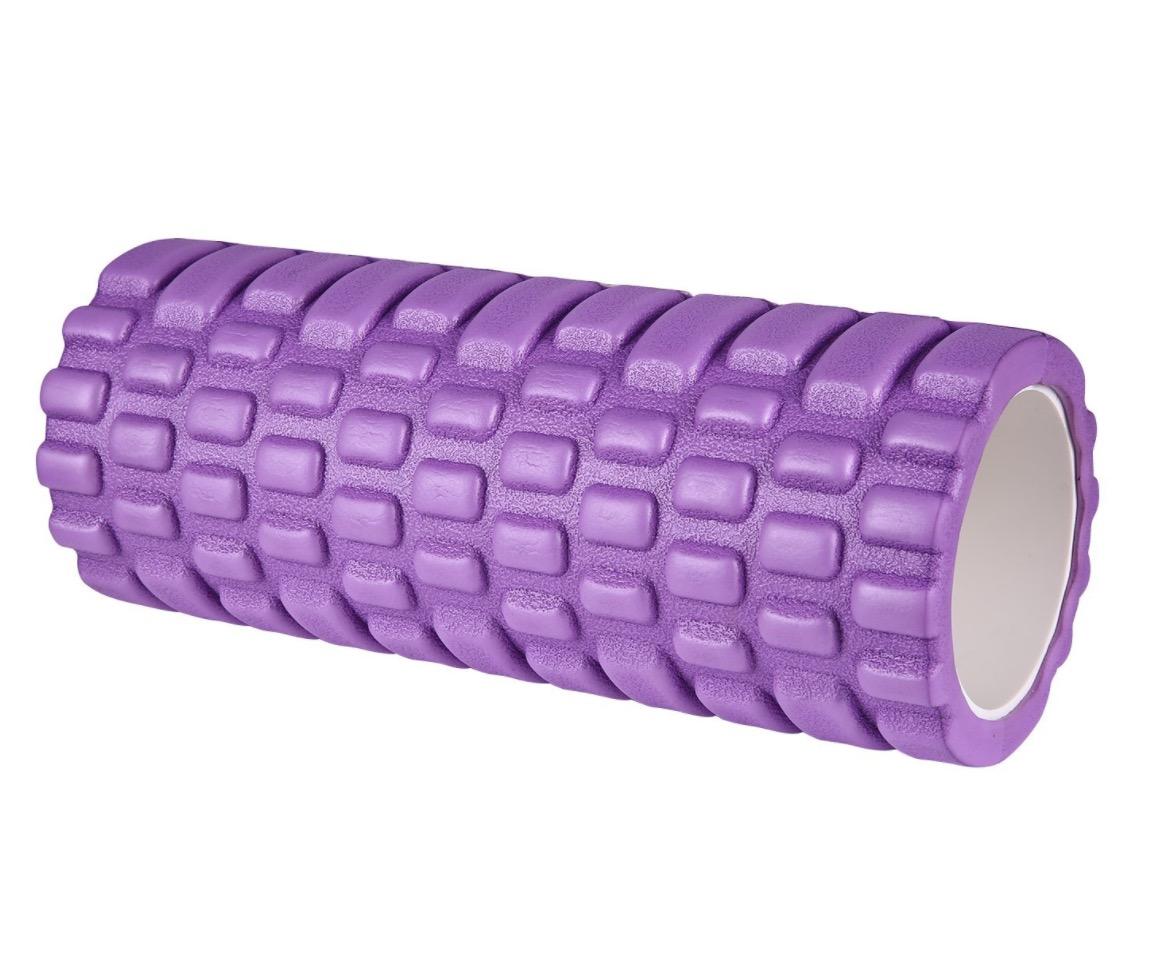 Knaller! HiHiLL Faszienrolle (34×14×11cm) für Massageübungen nur 2,99 Euro