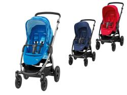 Maxi-Cosi Kinderwagen Stella in rot, hellblau oder dunkelblau nur 239,- Euro