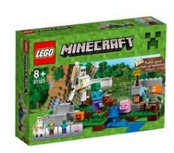 LEGO 21123 Minecraft Der Eisengolem für 17,94 Euro inkl. Versand