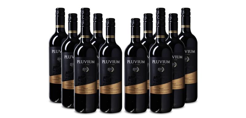 12er Paket Rotwein
