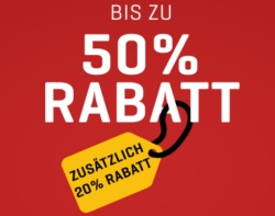 Puma Sale mit bis zu 50% Rabatt + 20% Extra-Rabatt auf alle bereits reduzierten Artikel!