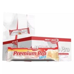 24er Pack Delicate Premium Proteinriegel (Erdbeer-Banane oder Vanille) für nur 10,49 Euro bei Vitafy