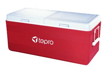 Ausverkauft! TEPRO Kühlbox mit 144 Litern nur 66,- Euro inkl. Lieferung (Vergleich 184,-)