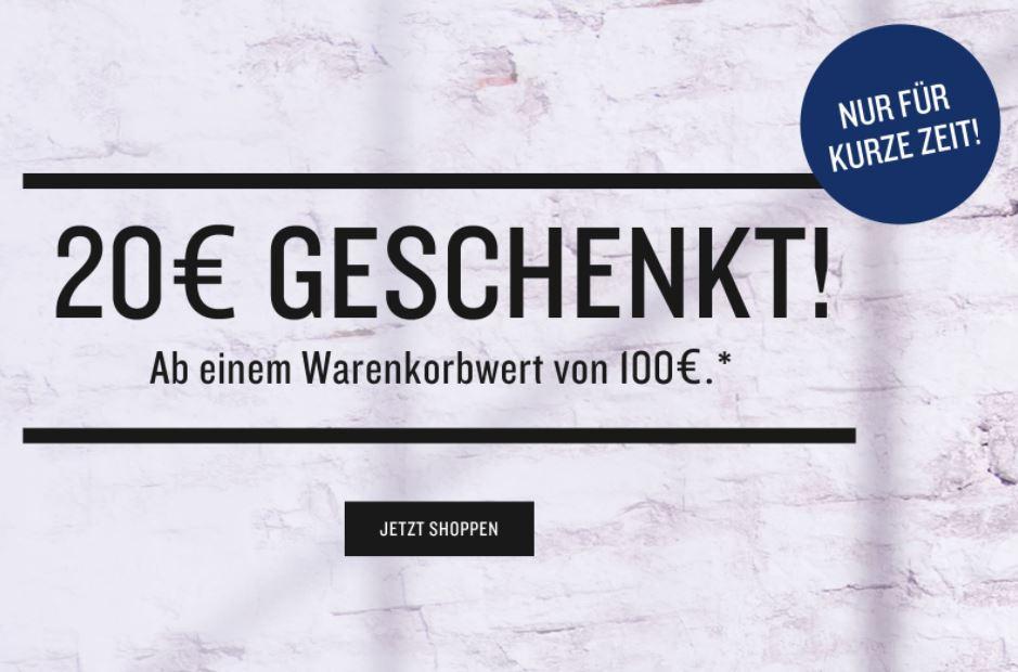 Bis zu 70% Rabatt im Sale bei Tom Tailor + 20,- Euro Extrarabatt ab 100,- Euro Warenwert
