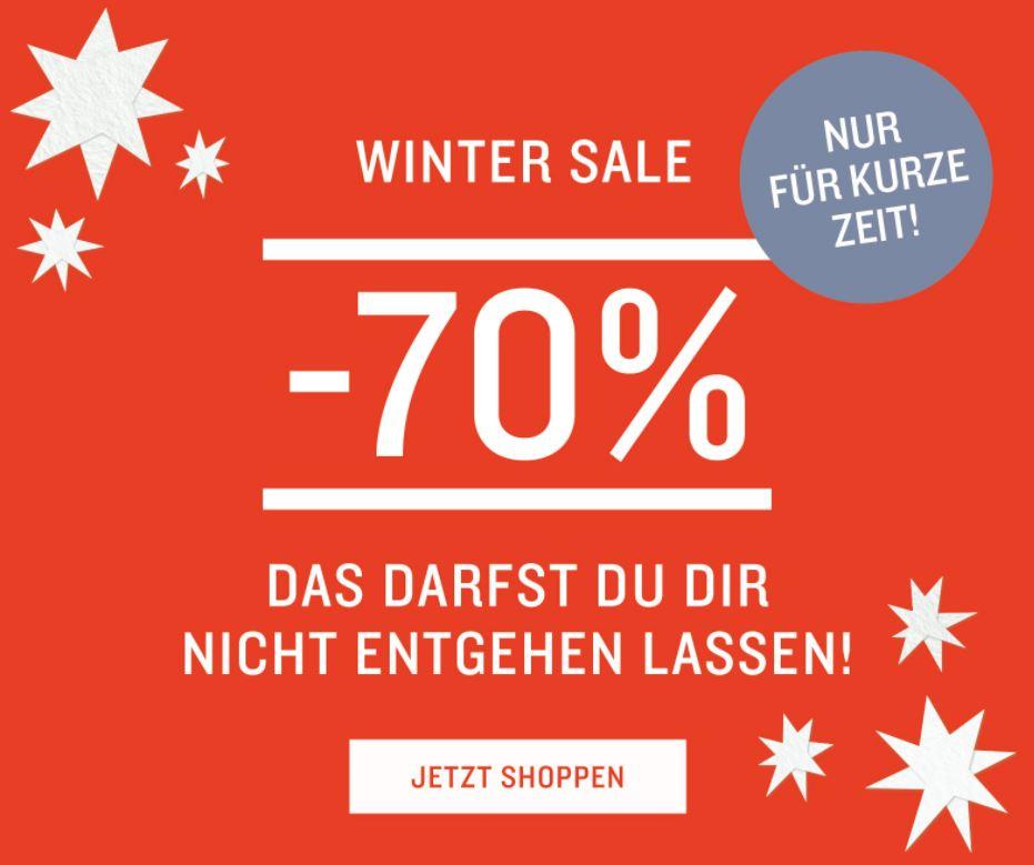 Tom Tailor Winter Sale mit bis zu 70% Rabatt