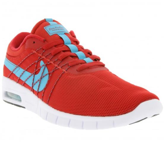 Nike SB Koston Max Sneaker in Rot für nur 69,99 Euro inkl. Versand